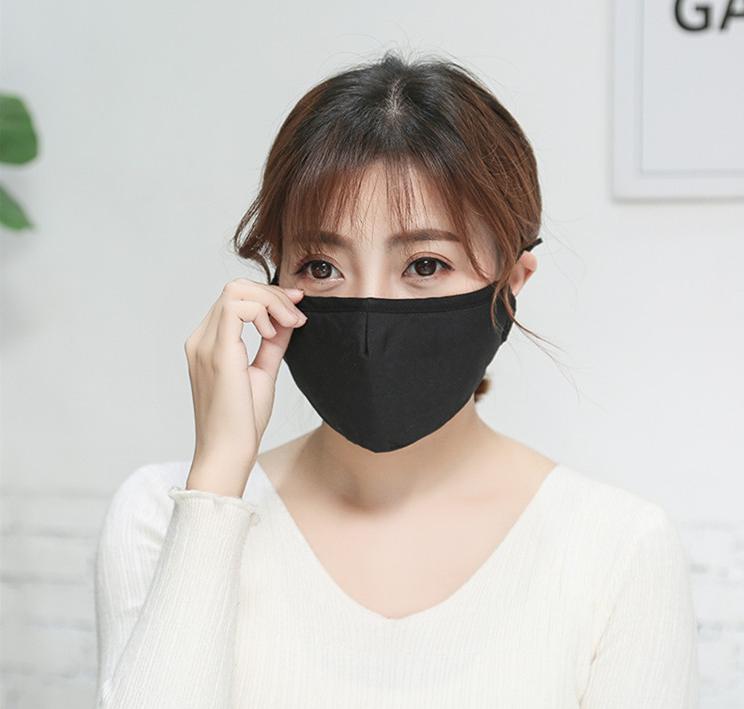 Washable 100% cotton face mask