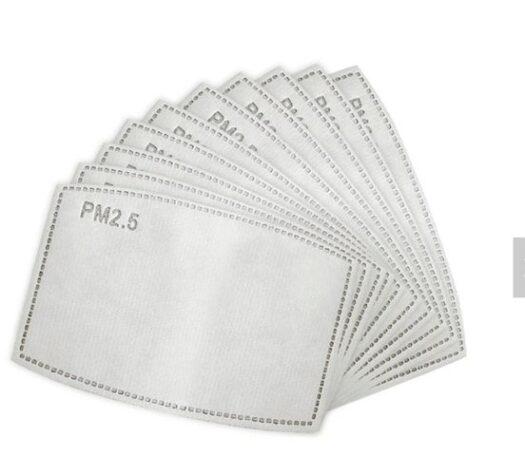 Leistungsstarker 5-Lagen-Aktivkohlefilter PM2.5